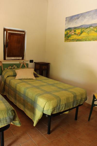 La casa di Gelsomino - soggiorno nel verde, casa vacanza a Massa Martana