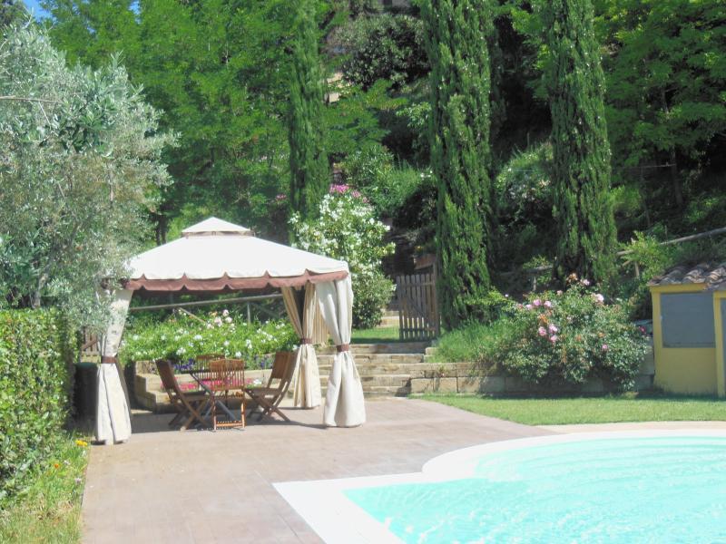 Podere Villetta La Colombaia, vacation rental in Barberino Val d'Elsa