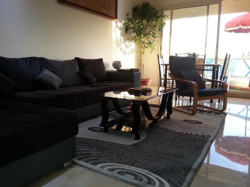 Suite de haut standing à louer, alquiler de vacaciones en Nouaceur