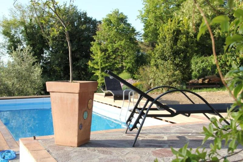 Ecological House with Pool and Fantastic Views, casa vacanza a Scansano