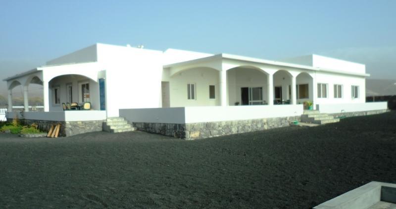 Villa côté mer et vue mer
