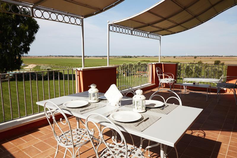 Appartamento con terrazza, alquiler vacacional en Marina Velca
