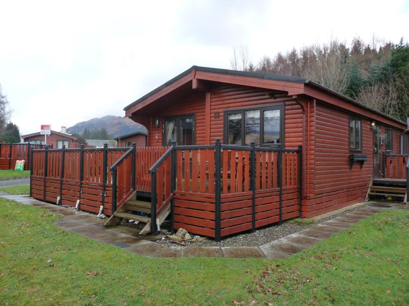 Loch Lomond Lodge 22 Rowardennan, aluguéis de temporada em Arrochar