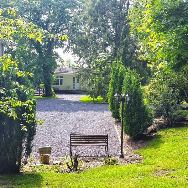 River Finn Cottage, holiday rental in Ballybofey