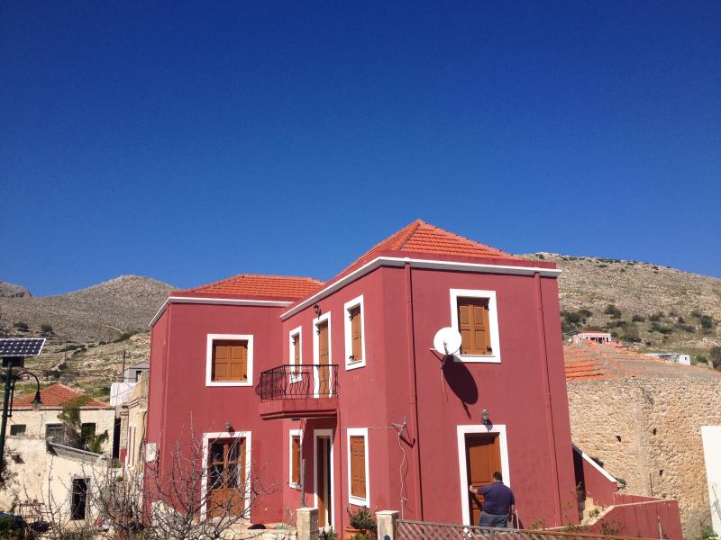 Livanios' House (ground and upper floor)