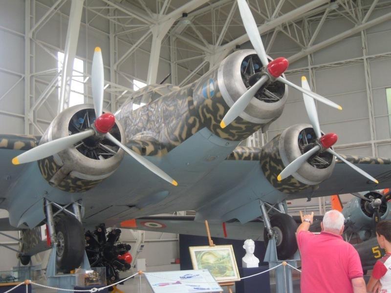 Museo Aeronautica - Bracciano - Vigna di Valle