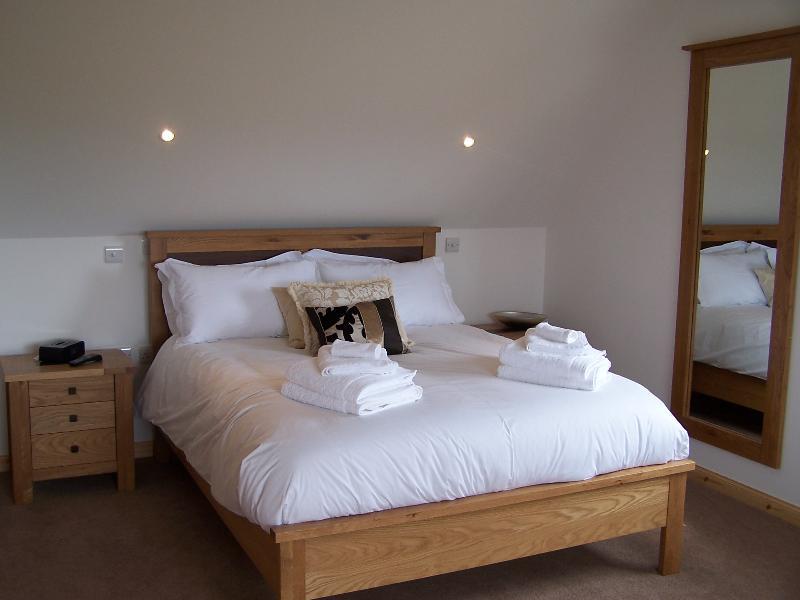 Master bedroom No 1 Lodge, Upstairs