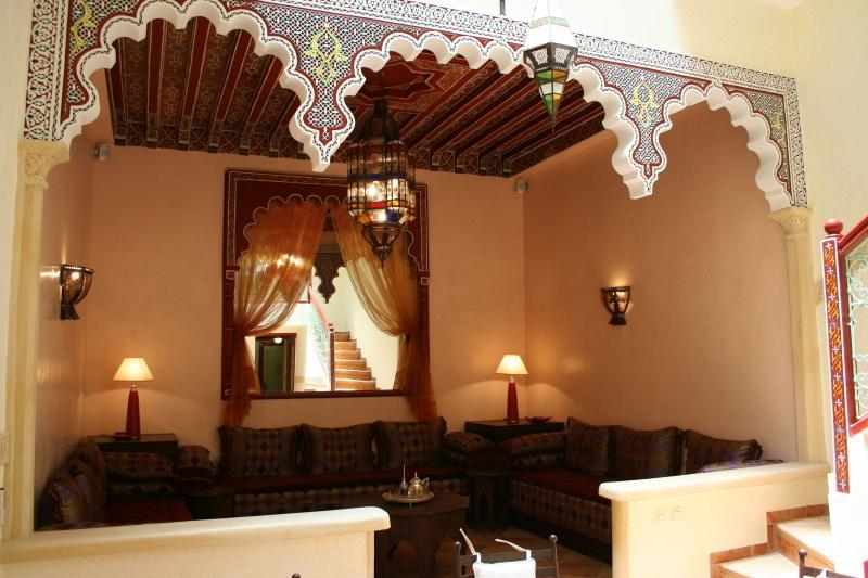 Riad Z, vacation rental in Marrakech