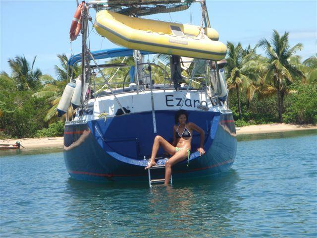 Sailboat in Samana Bay, alquiler de vacaciones en Santa Bárbara de Samaná