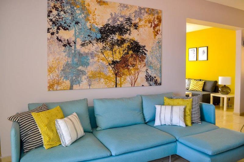 Suite de luxe de Ilona - salon