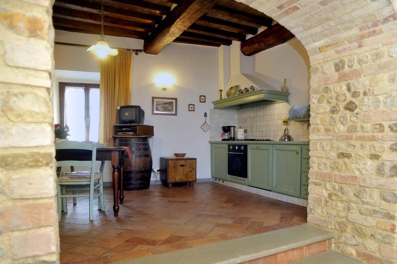 Villa rentals apartments 2 bed near Florence, holiday rental in San Pancrazio