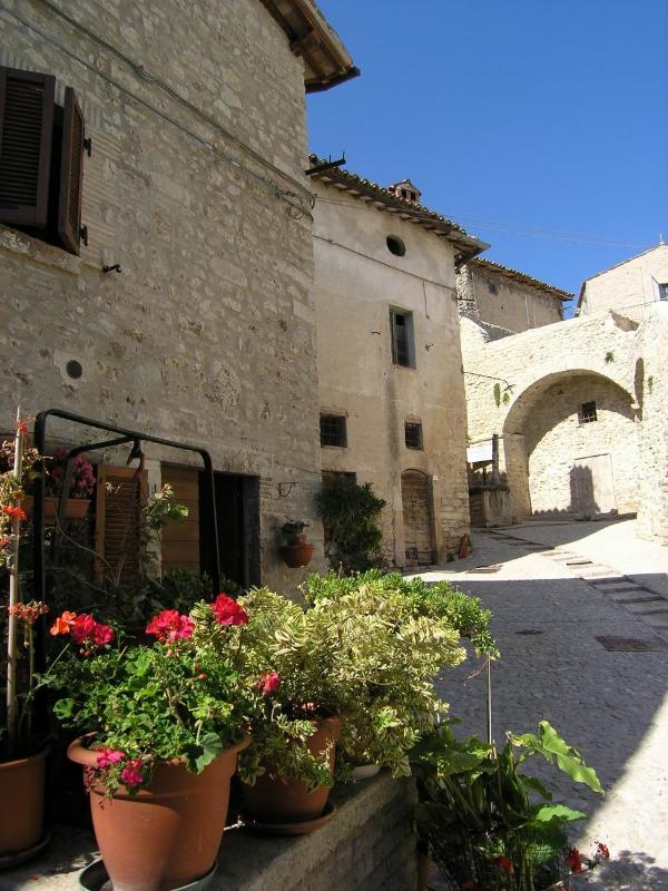The picturesque village of San Mamiliano