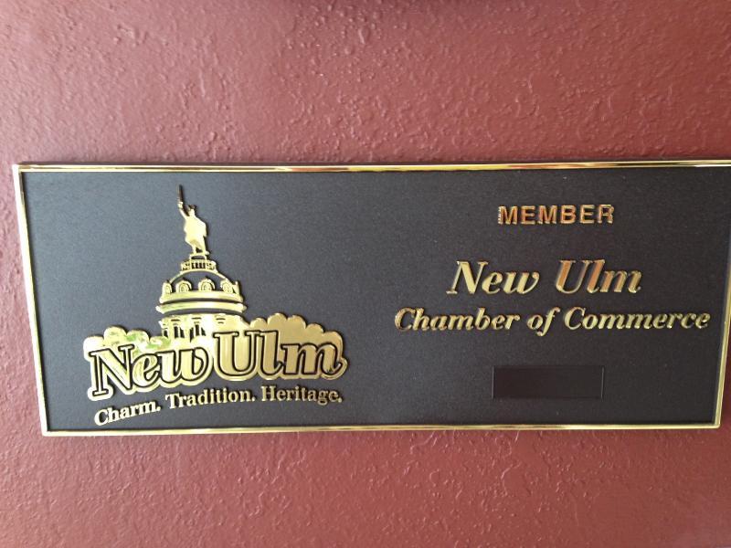 Member New Ulm Chamber of Commerce