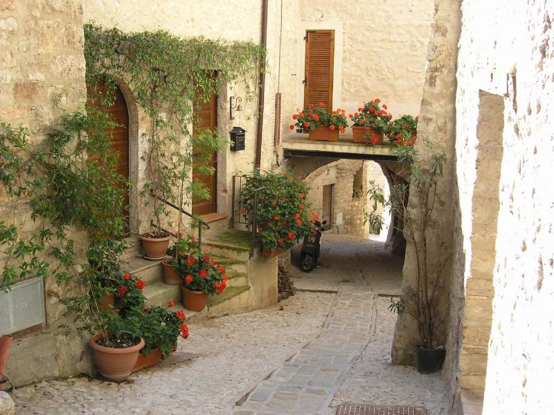 El pueblo de San Mamiliano