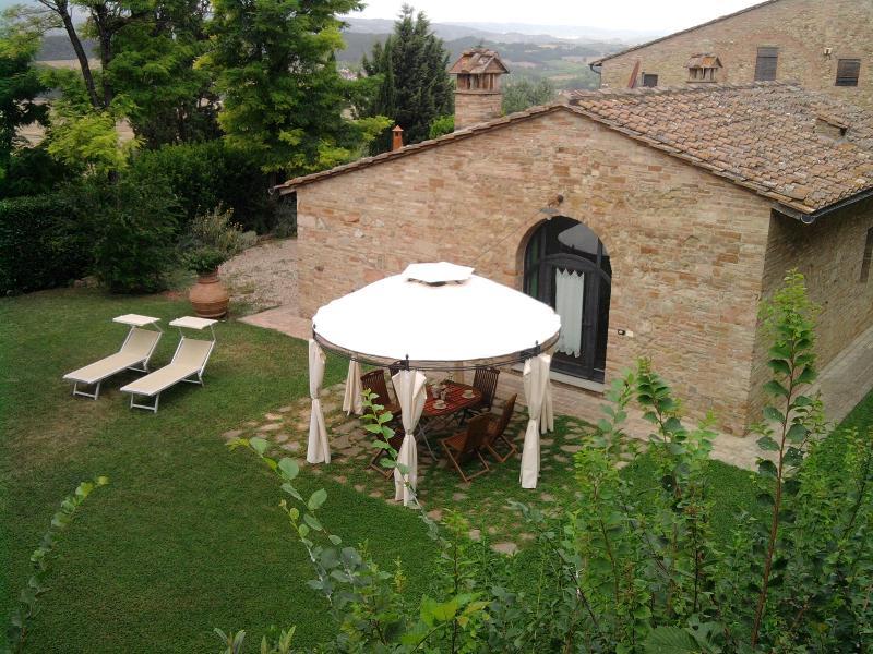 Podere Villetta Il Fienile, vakantiewoning in Barberino Val d'Elsa