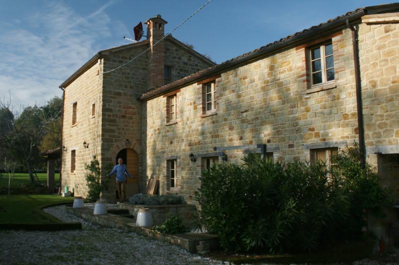Casa Ida, alquiler de vacaciones en Gualdo