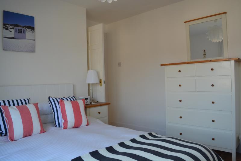 Dormitorio playa plana.