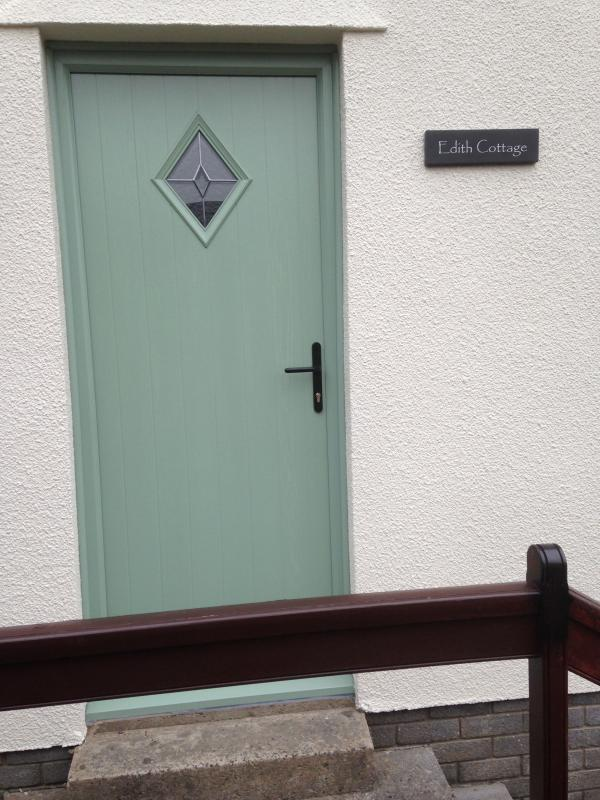 Welcome to Edith Cottage - a contemporary two bedroom property in a quiet residential location
