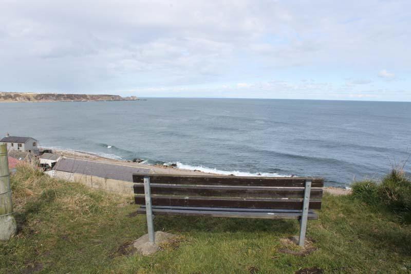 An excellent spot for dolphin spotting