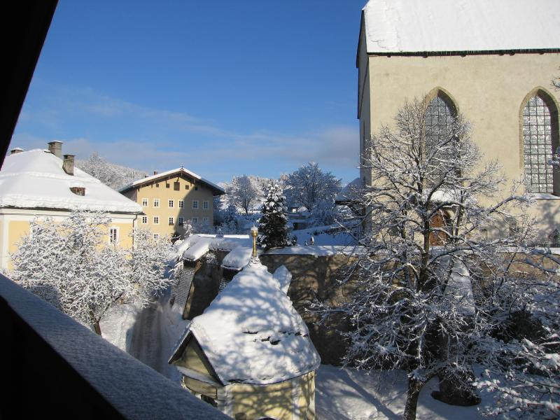 From the Terrace in Winter