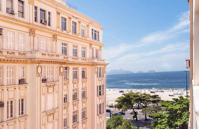 Atlantic Beach View : Next to the Pestana Hotel, holiday rental in Rio de Janeiro
