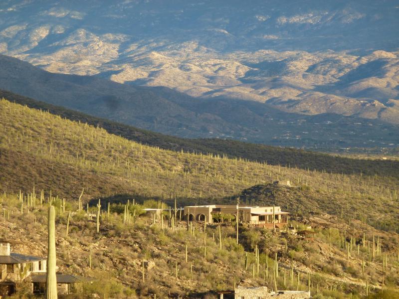 5 Acre estate, private drive, insane views, sweeping decks