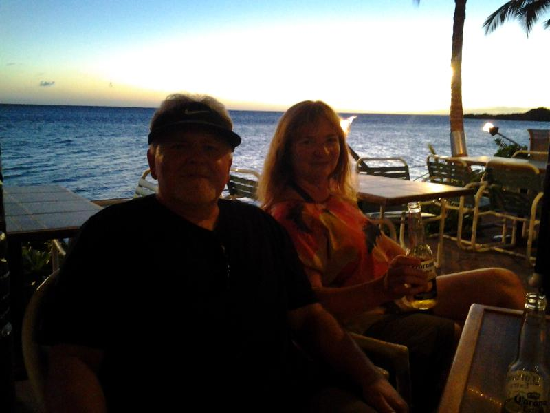 Owners Dan and Mary, welcome! we have lived on the island for 30 years.