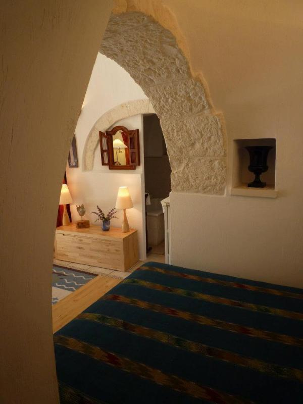 Trullo of guests