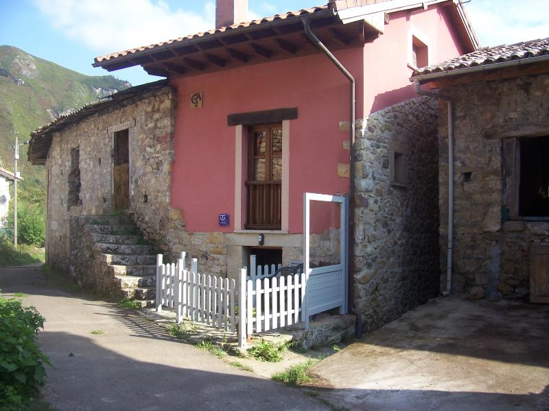 CASA DIEGO, holiday rental in Cangas de Onis