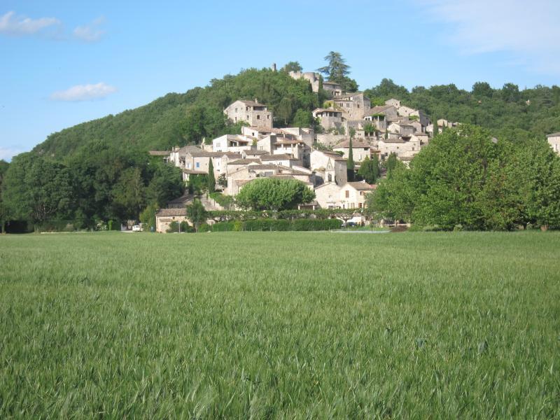 Capricorne Gites, holiday rental in Barjac