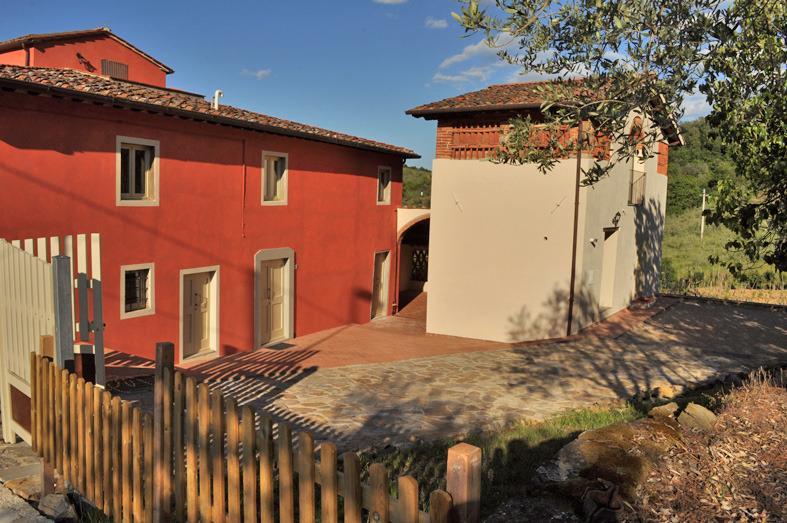 Casa al Fico Chianti and Valdarno, holiday rental in Castelnuovo dei Sabbioni