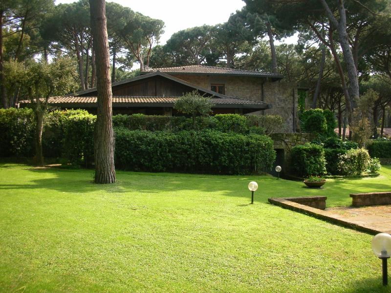 villa adelita punta ala, vacation rental in Punta Ala