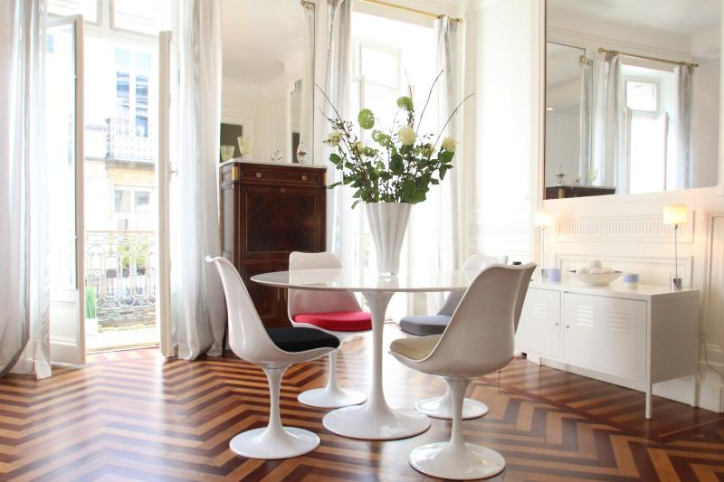Classic elegance with contemporary style