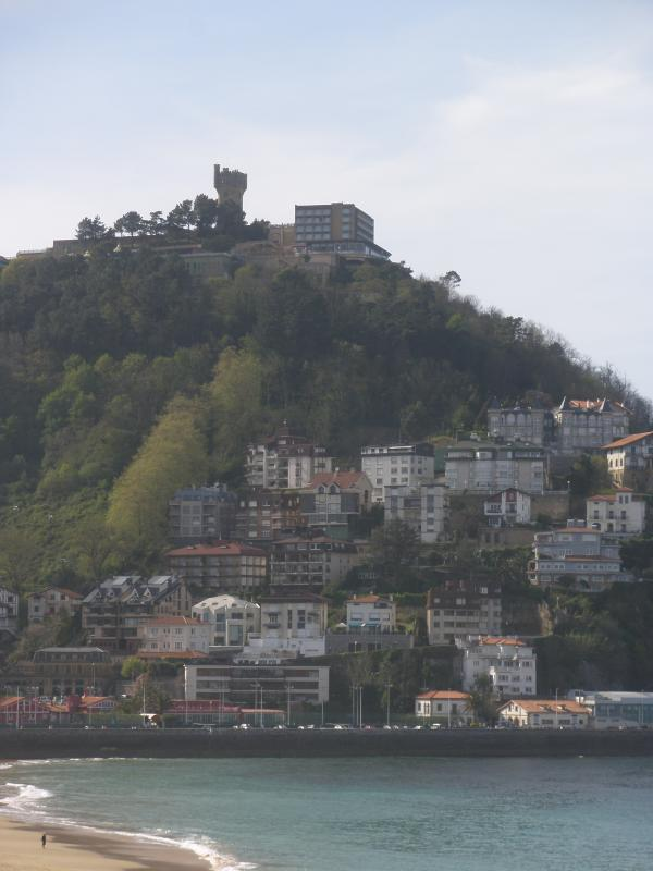 Igeldo Mountain