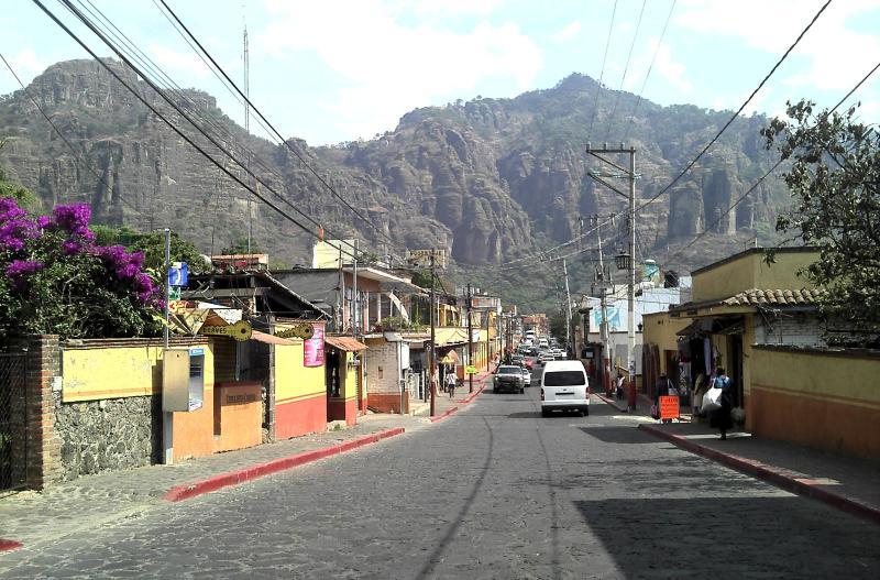 Tepoztlán Pueblo Mágico. Only 25 minutes away from your Villa!