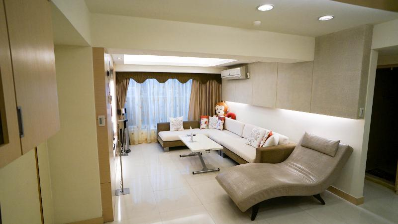 3 rooms 3 beds☆Near Da'anPark MRT&TPE101Yong Kong, vacation rental in Taipei