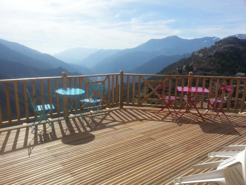 La Ribambelle, holiday rental in Beuil