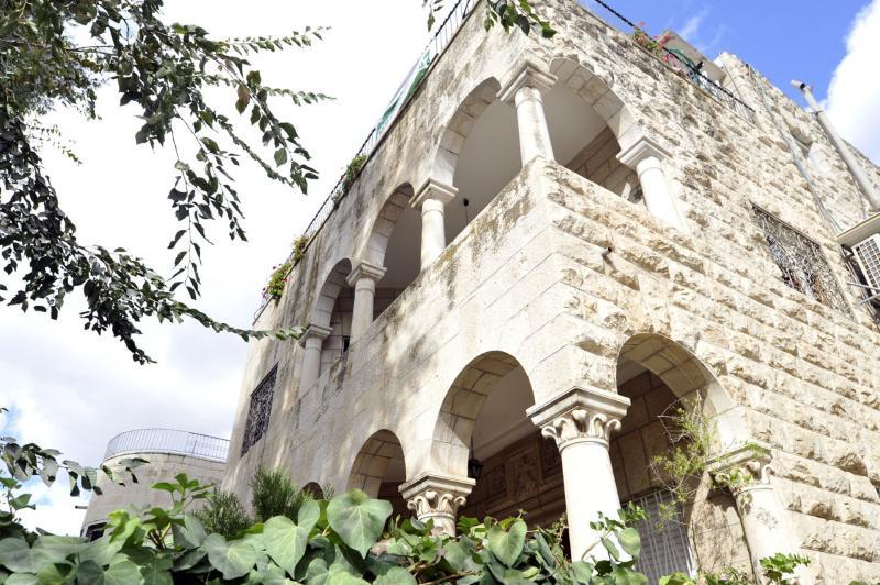 Renovated 2 BR, German Colony, alquiler de vacaciones en Beit Jala