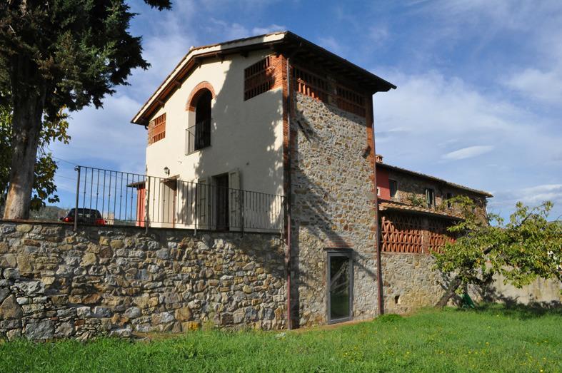 Casa al Fico 2 Chianti and Valdarno, holiday rental in Castelnuovo dei Sabbioni