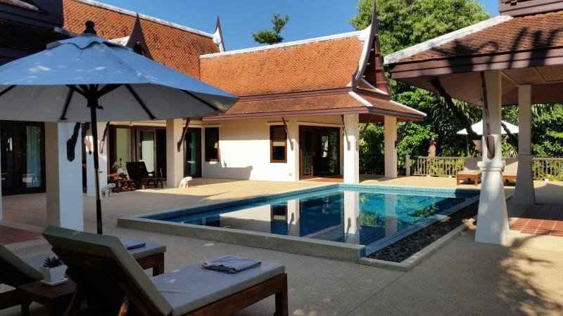 Hideaway villa with private pool, vacation rental in Khao Lak