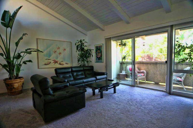 LUXURY, Modern, European Style Condominium: With Pools, Spas, Tennis, vacation rental in Ventura