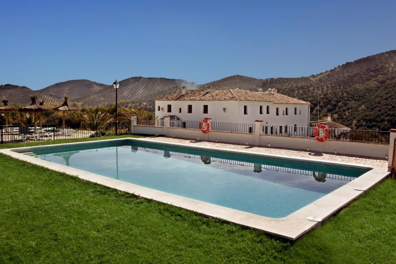 Cortijo La Presa - swimming pool