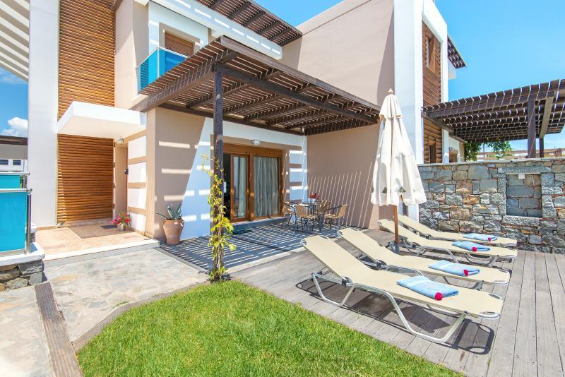 Villa Ariti - Horizon Line Villas, holiday rental in Kiotari