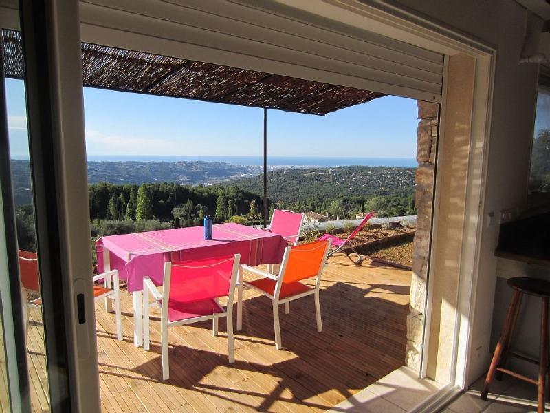 le balcon d'azur 06 le balcon d'azur 06 le balcon, vacation rental in Le Broc