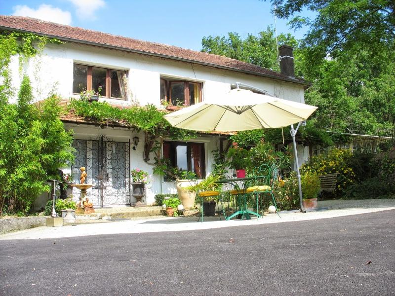 Moulin de Camou  110, holiday rental in Sauvelade