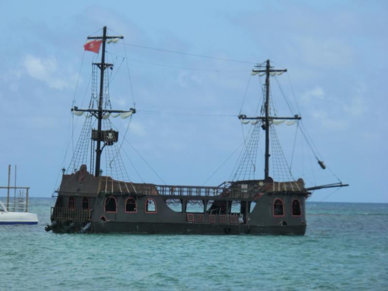 Pirate Ship Excursion Boat