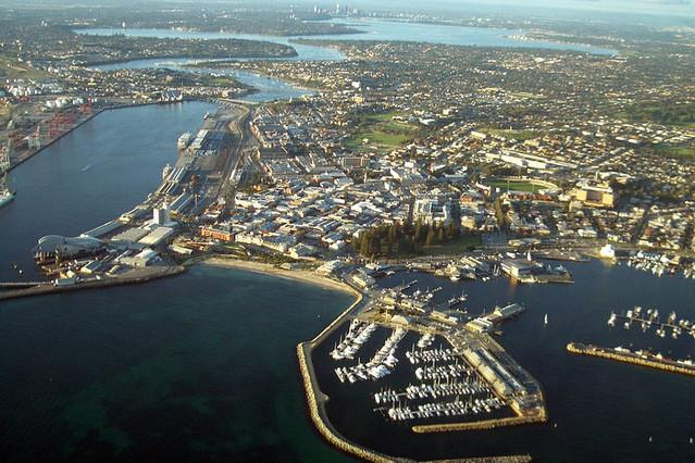 fremantle harbour and surrounds