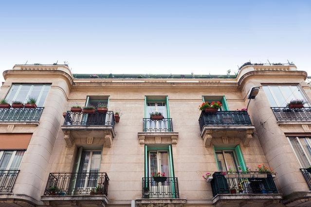 Bourjois building 5 mins walk from heart of Monte Carlo Casino Square and Cafe de Paris!