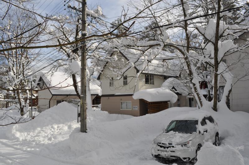 Sumi Villa Winter