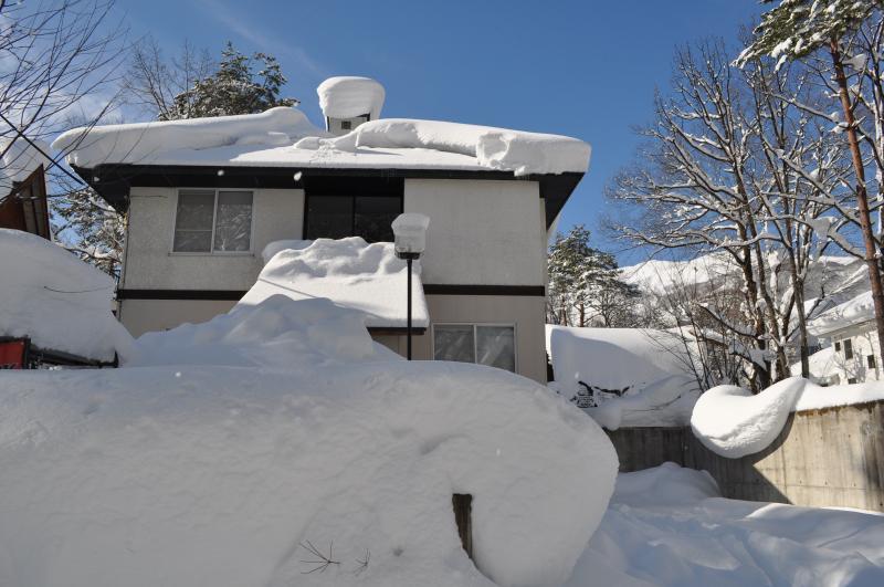 Yama House Hakuba - Self Contained Chalet, holiday rental in Chubu